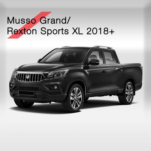 SsangYong Musso Grand/Rexton Sports XL 2018+